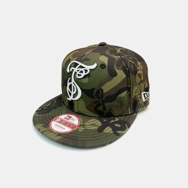 Newera x Sheen666 SHEEN CAMO 9FIFTY Cap