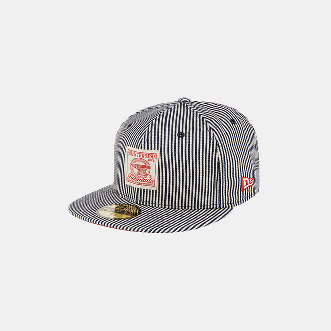 Newera x Sheen666 HICKORY 59FIFTY Cap