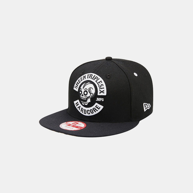 Newera x Sheen666 HARDCORE 9FIFTY Cap