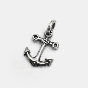 Anchor Silver Pendant small
