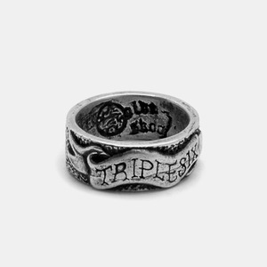 [Stuio Edition] Bone Banner Ring