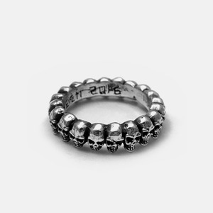 [Studio Edition] Small Skull Complex Ring