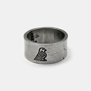 Bird Logo Engraving Thick Spacer