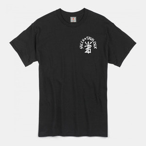 [예약할인] S.T. Parody T-Shirts black