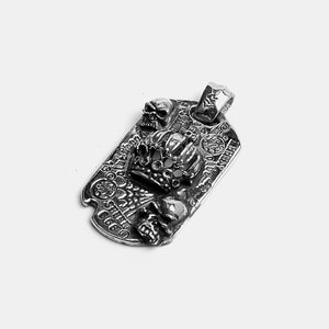 Crown Dogtag