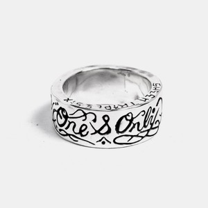 One & Only Custom Ring