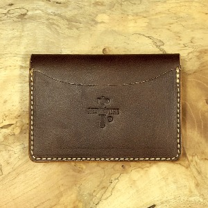 575XXX Card Holder Dark Brown 3개 한정