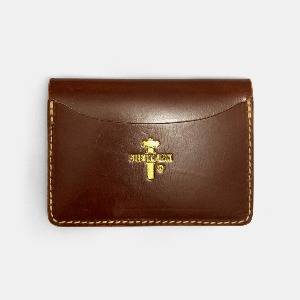 [당일배송] 575 #081 Card Holder 3ea Limited Brown