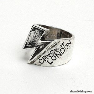 Crack Of London x Triplesix Collaboration Rings
