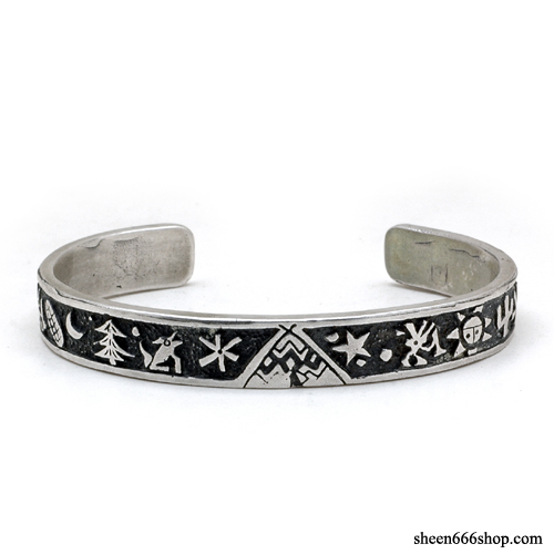Tepee Custom Bangle
