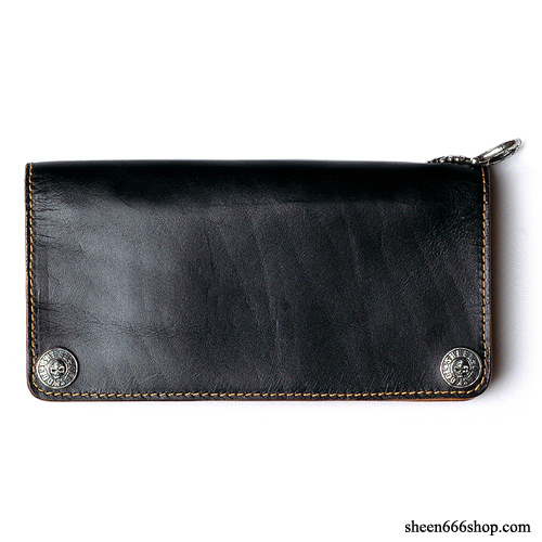 575 Leather Wallet #004 / Long Type - 8pcs Limited