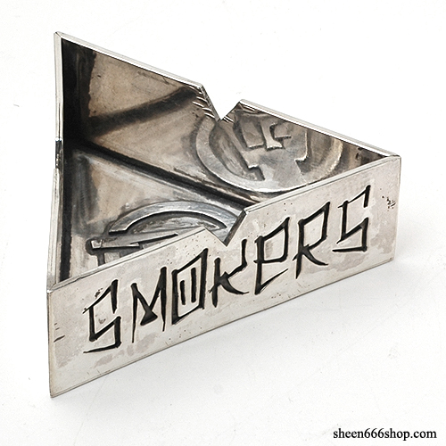 VOVO x TripleSix Collaboration Silver AshTray