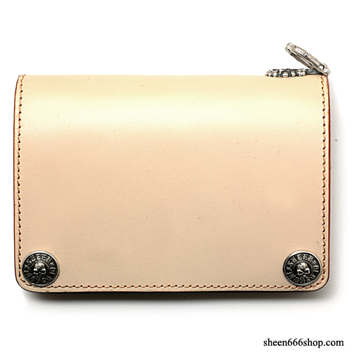 575 Leather Wallet #024 - milk / 6pcs Limited