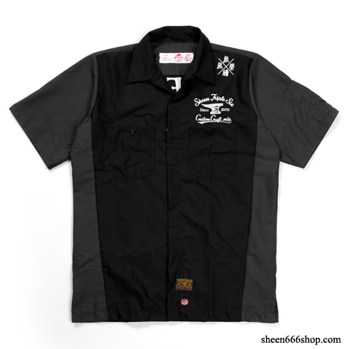 Flying Skull Crew Shirts by Redkap