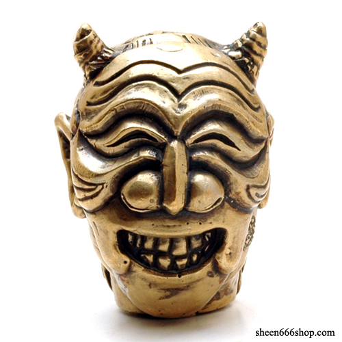 Brass Mask ShiftKnob